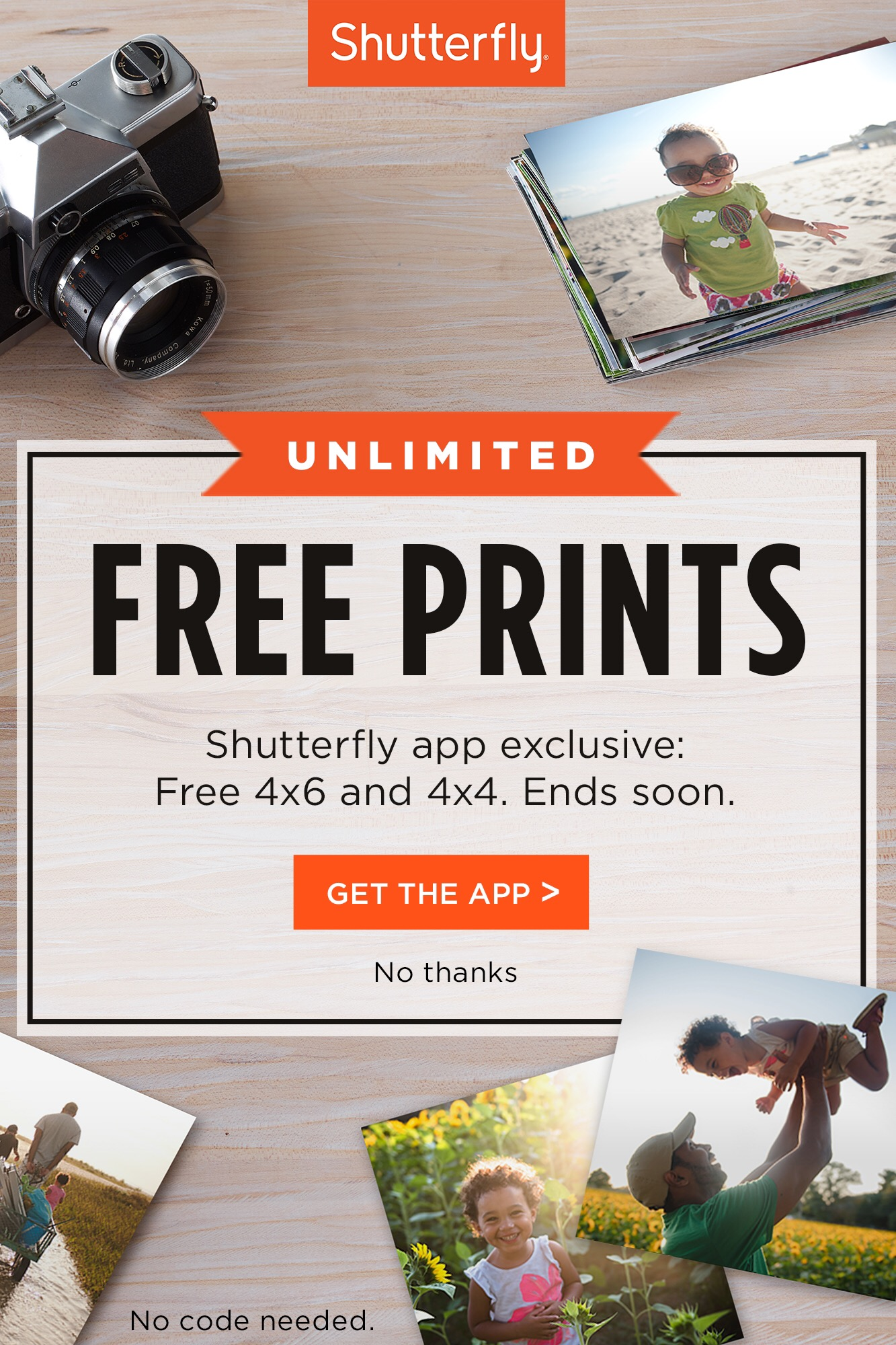 Shutterfly Unlimited Free Photo Prints Can Us Sweet Surprises